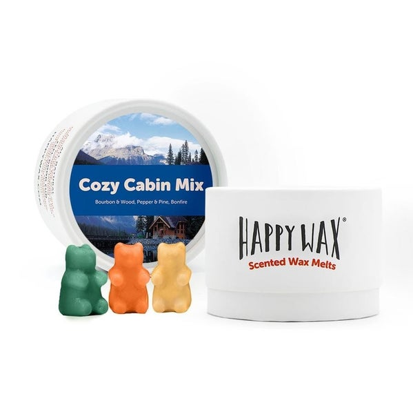Happy Wax - Seasonal Scents - Mix & Melt