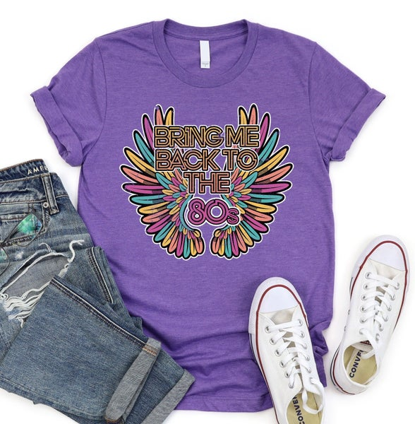Bring Me Back to the 80's Graphic Tee