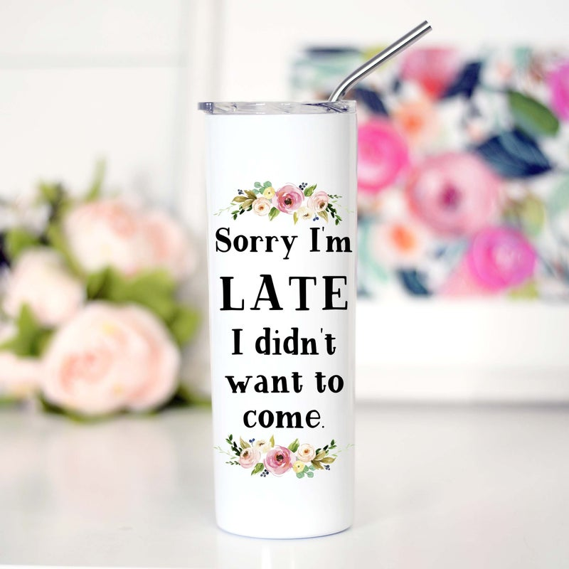 Sassy Life - 20 oz Tall Cup *Pre-Order*