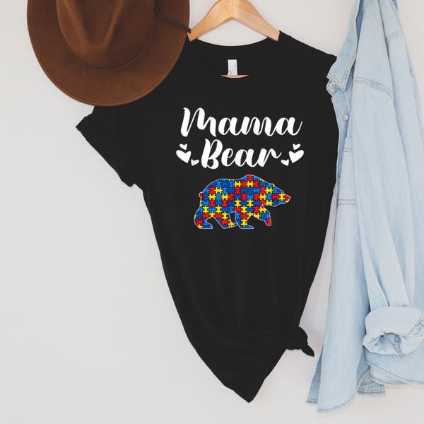 Mama bear puzzle