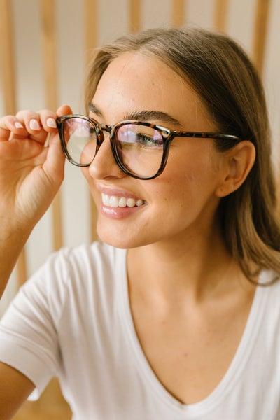 Easy On The Eyes Blue-Light Glasses
