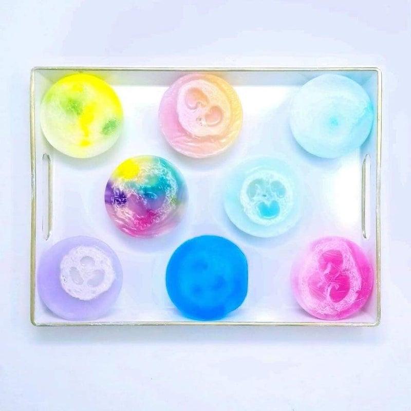 Organic Loofah Soap