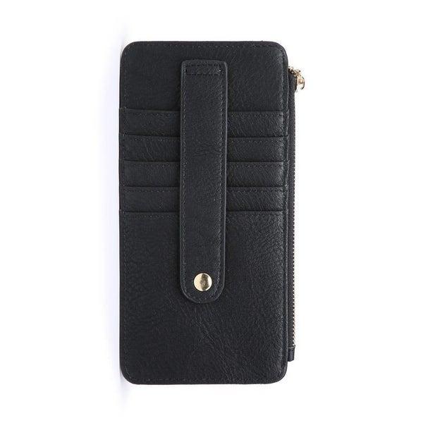Saige Slim Card Holder Wallet