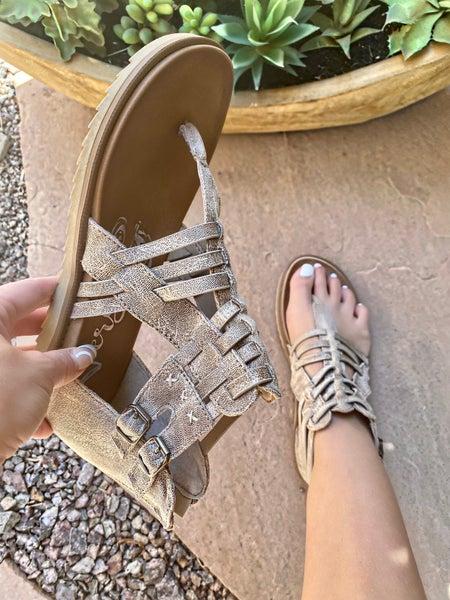 Very G Mirage Sandal in Cream