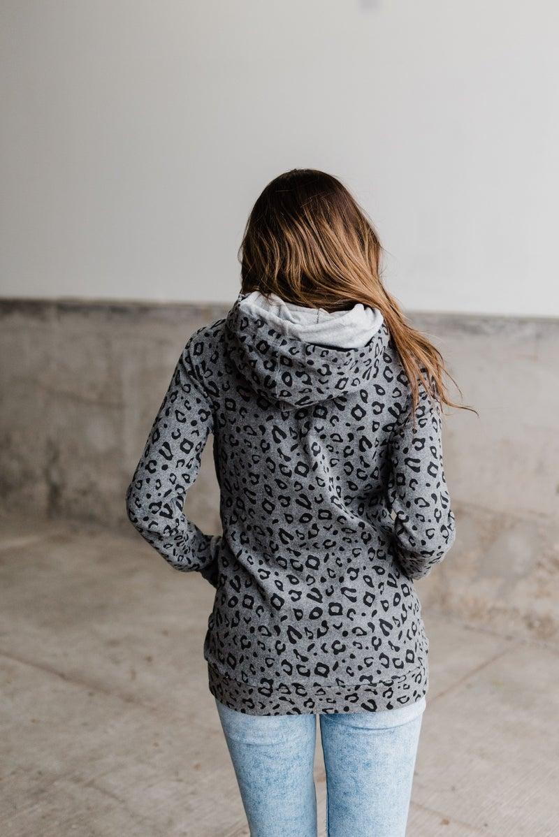 A&A DoubleHood Sweatshirt - Look at Menow *Pre-Order*