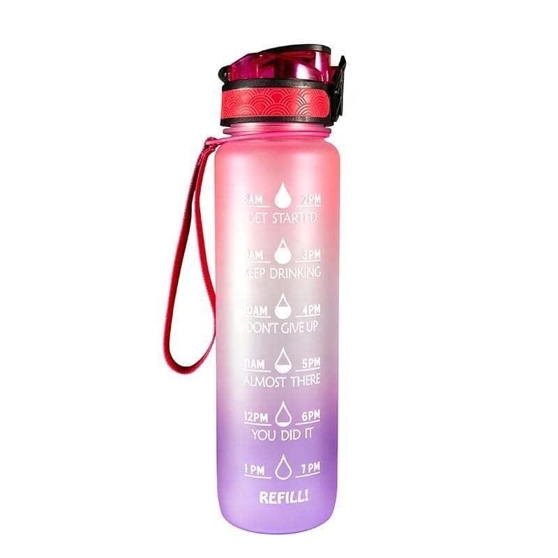 Motivational Water Bottles