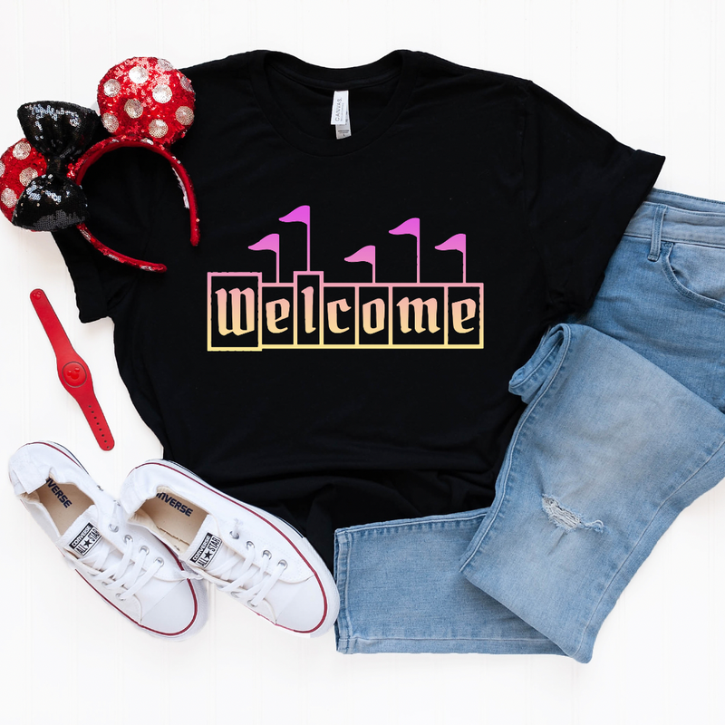 Magical Welcome Graphic Tee