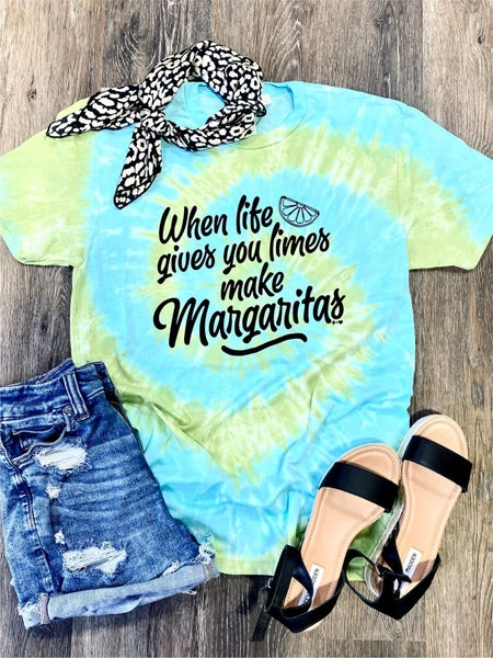 Limes Make Margaritas *Graphic Tee Pre-Order*