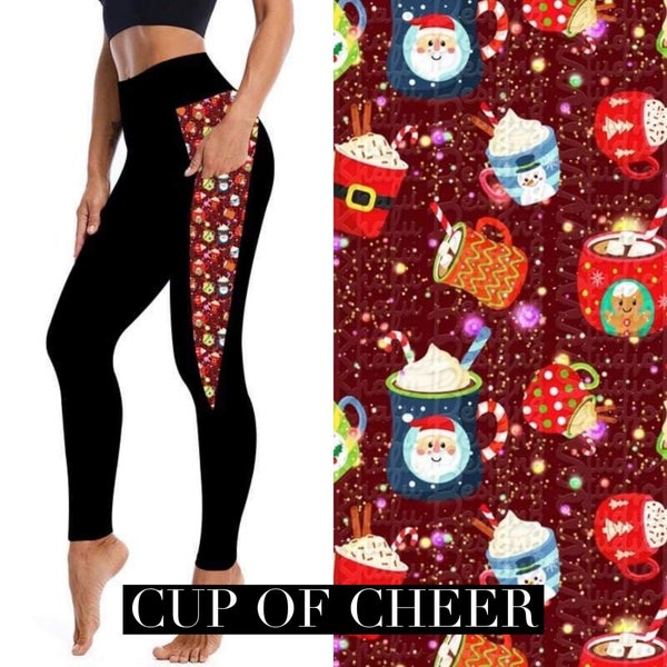 Cup O Cheer Leggings