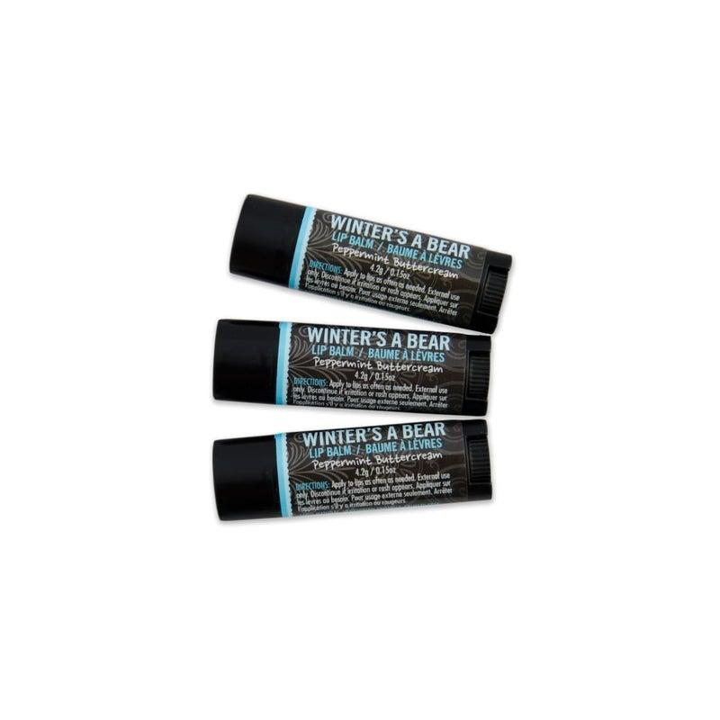 Walton Wood Lip Balm - 2 Flavors