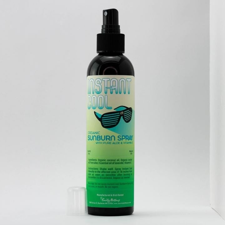 Essential Oil Mist - Bug, Sunburn and Tick