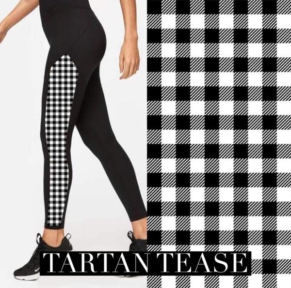 Tartan Tease Leggings