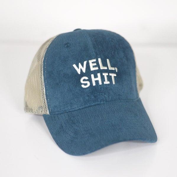 Courduroy Baseball Hat/Cap