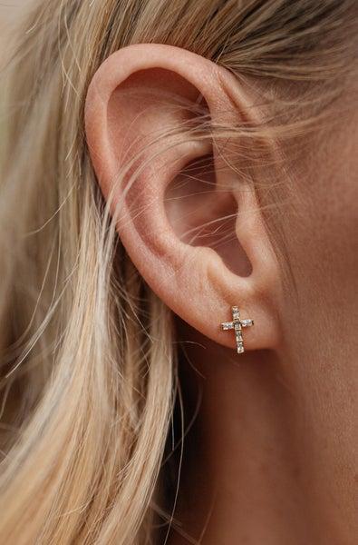 Faith First Earrings