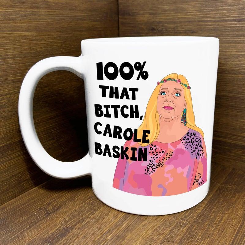 100% That Bitch Carole Baskin