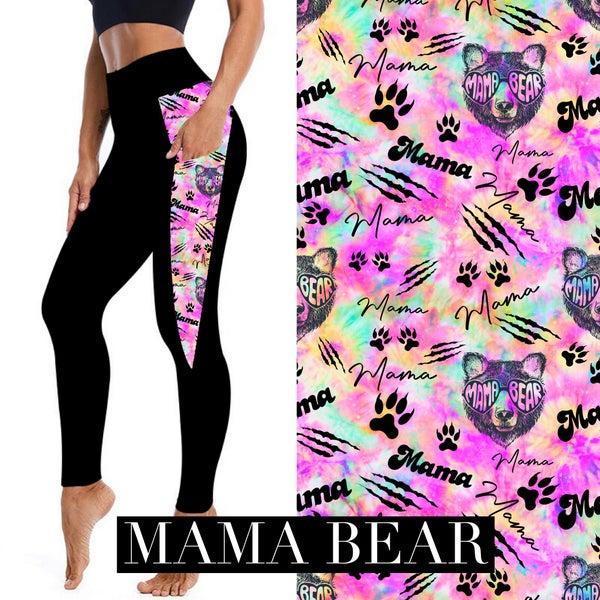 Mama Bear Leggings
