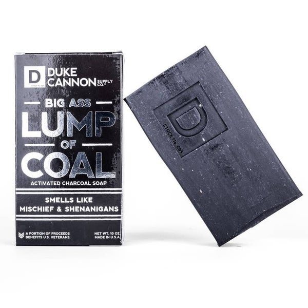 Duke Canon Soap - Beer, Bourbon & Coal