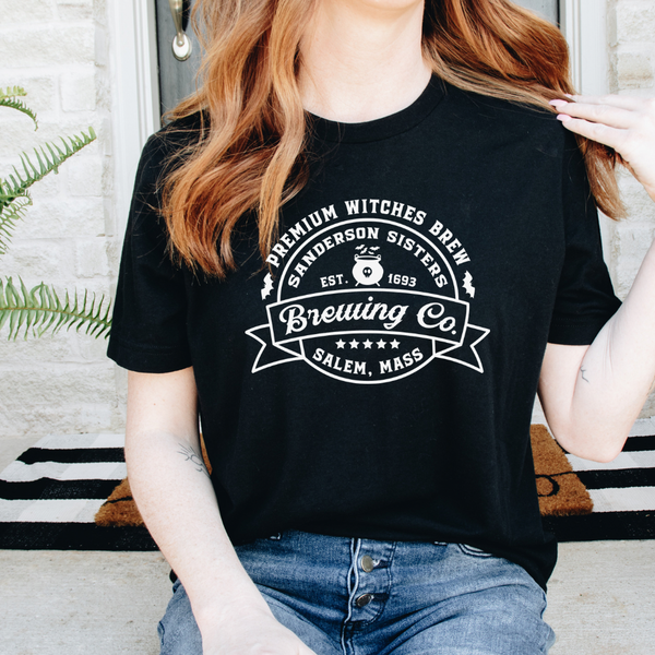 Sanderson Sisters Brewing Company Graphic Tee
