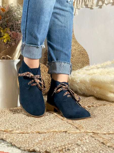Corkys Totes Boot in Navy