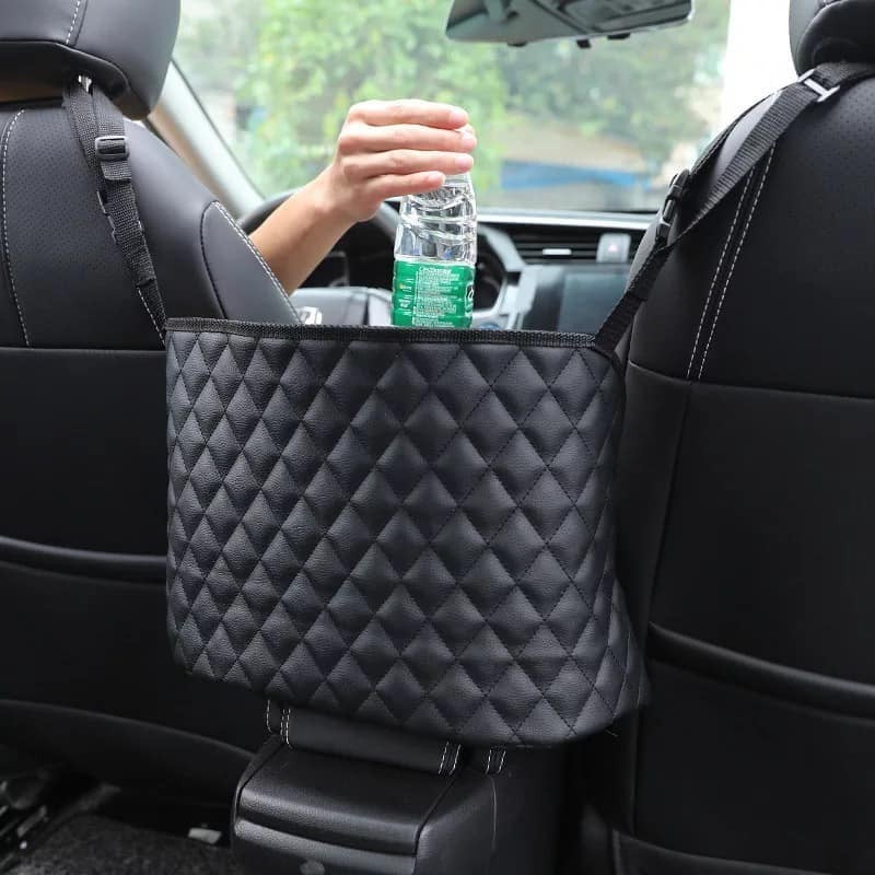 Tufted Car Purse Holder *Pre-Order*