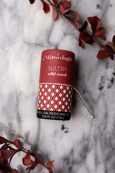 Mini Sultry Scented Perfume Roller