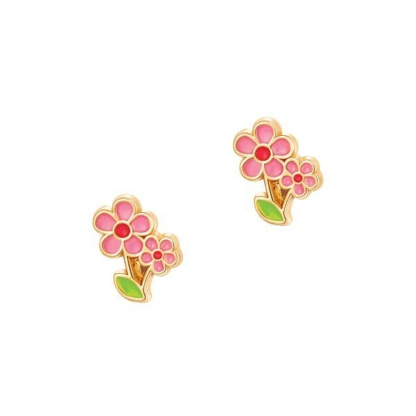 Girl Nation Cutie Clip On Studs