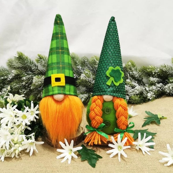 St. Patrick's Day Gnomes