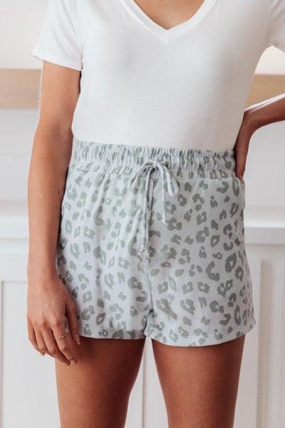 Wild Spots Shorts