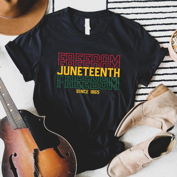 Juneteenth Graphic Tee