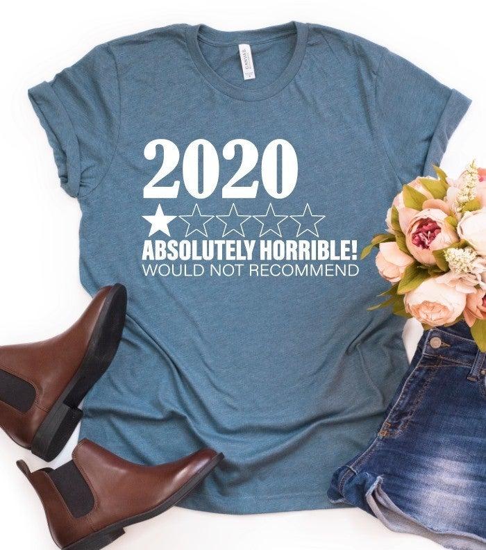 2020 Sucks Graphic Tee *Pre-Order*