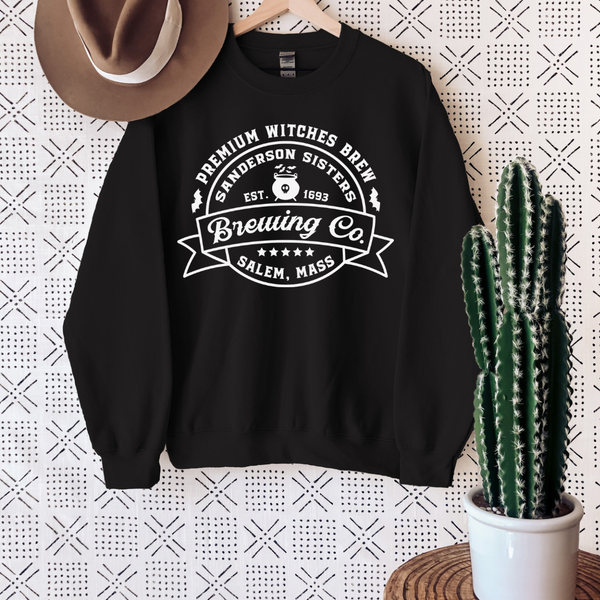 Sanderson Sisters Brewing Co Graphic Pullover