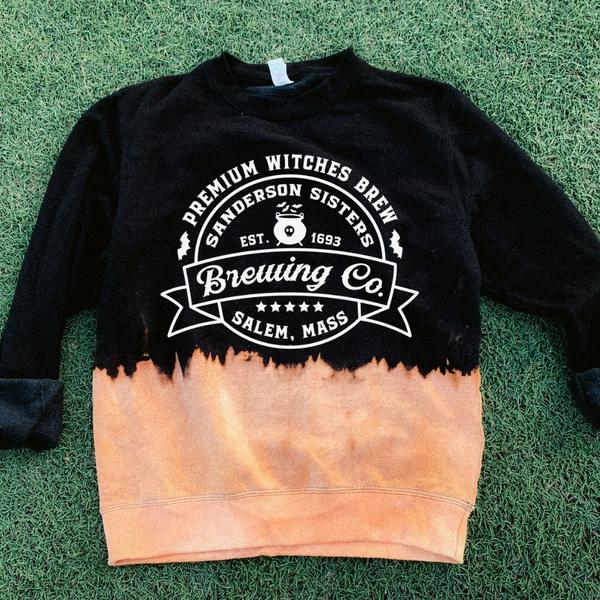 Sanderson Brewing Company Graphic Pullover