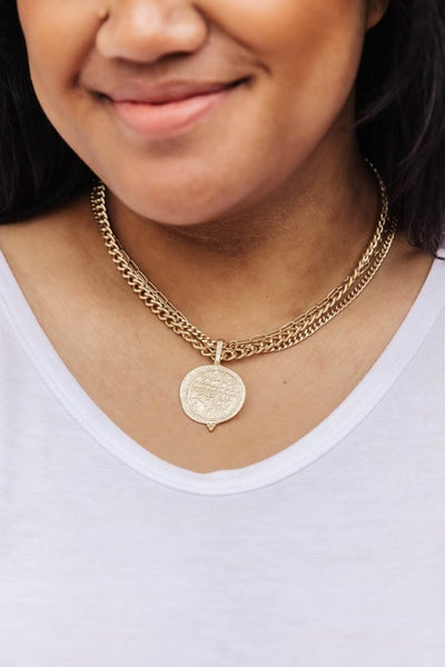 Wonders of the World Chain Necklace