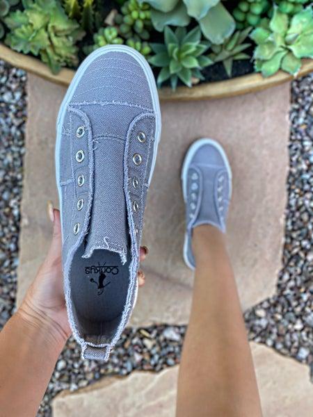 Corkys Babalu Sneaker in Grey
