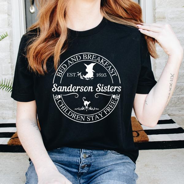 Sanderson Sisters Bed & Breakfast Graphic Tee