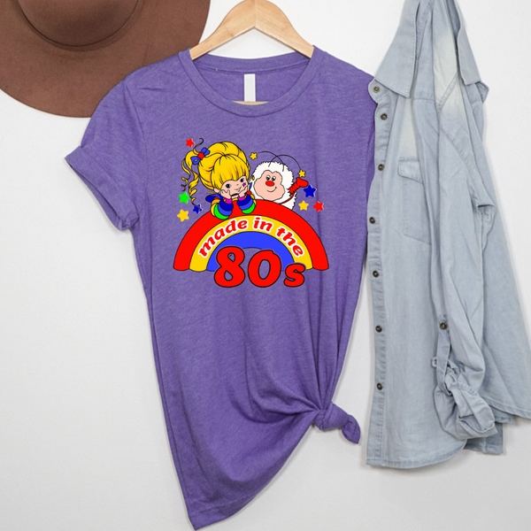 Made in the 80's - Rainbow Brite - Graphic Tee