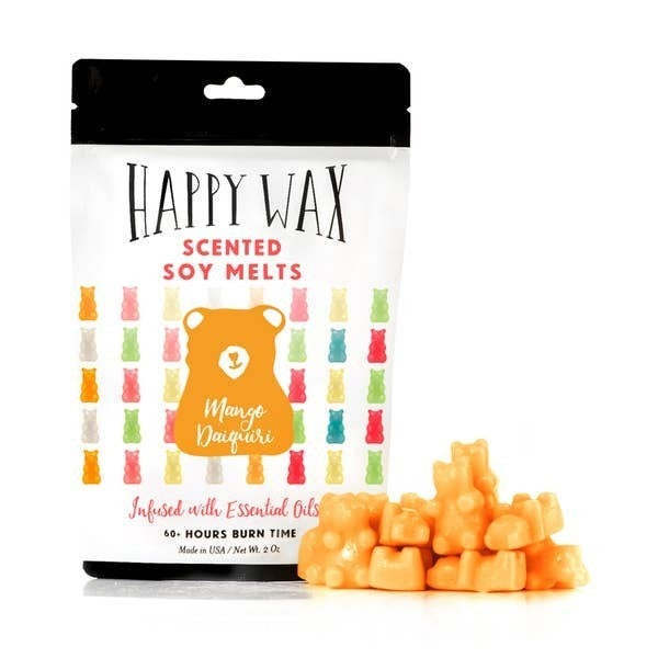 Happy Wax 2oz Pack - Variety of Scents