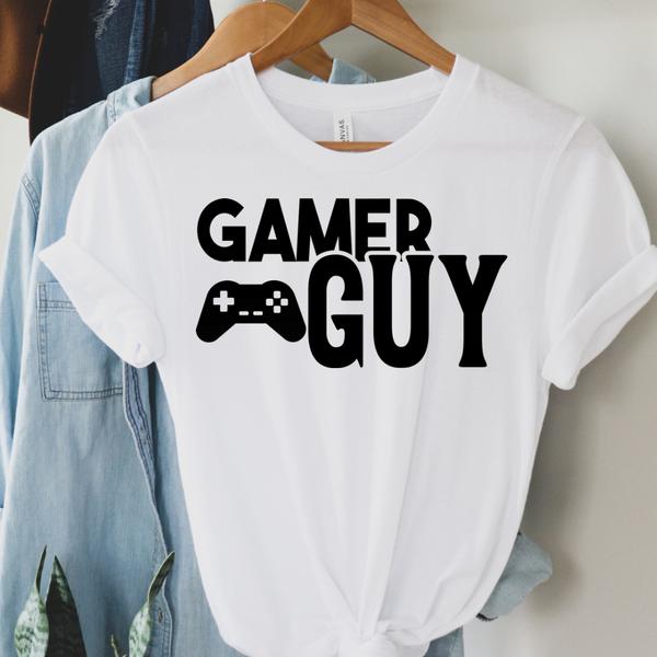 Gamer Guy Graphic Tee