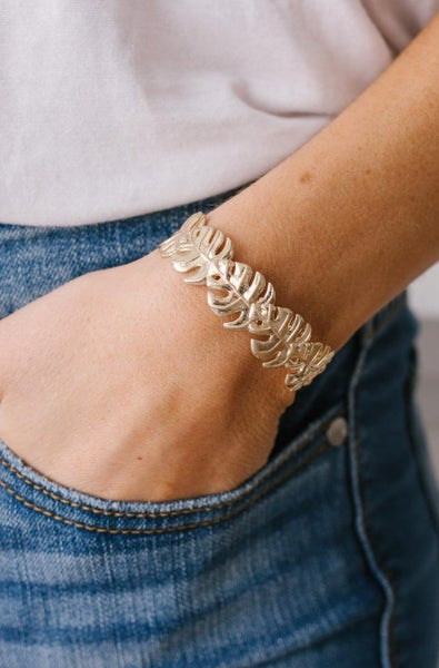 Palm In Your Hands Bracelet