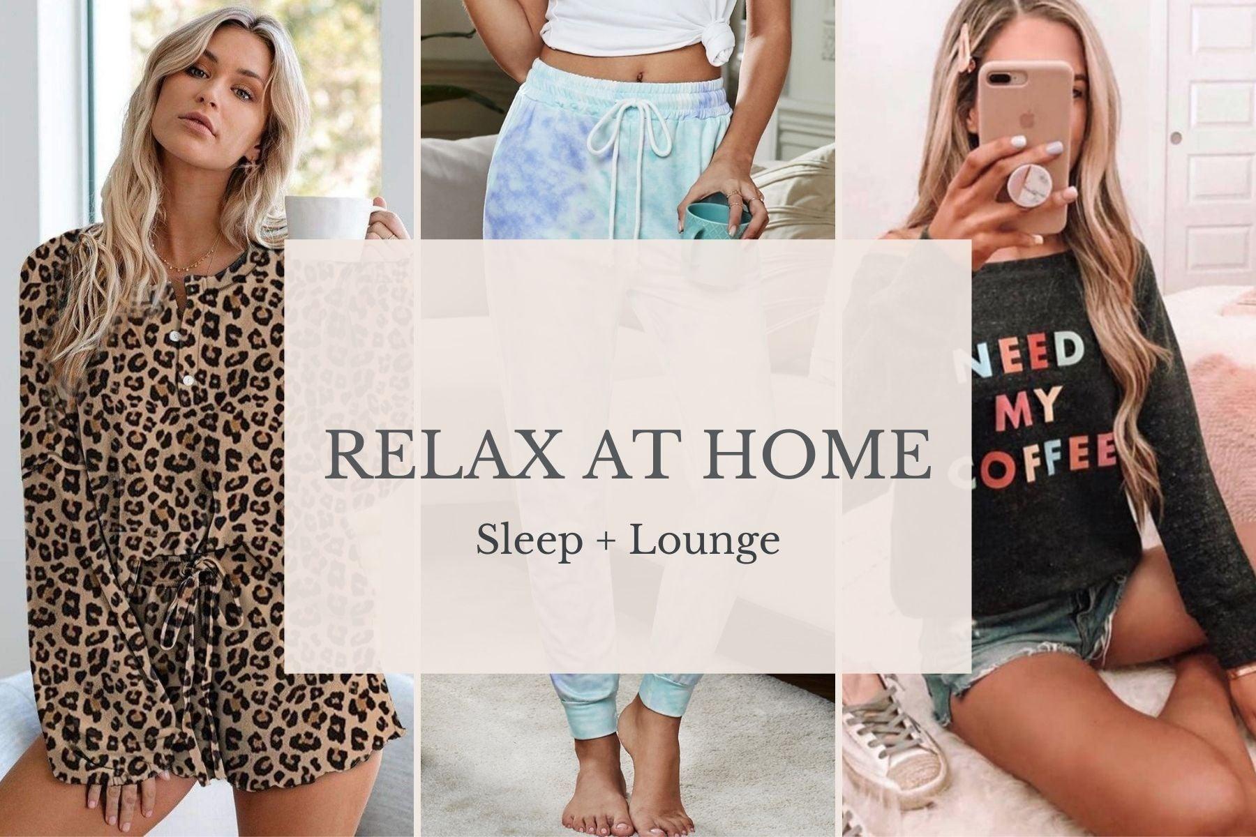 Sleep + Lounge