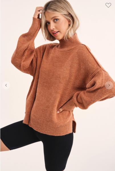 Anne Turtleneck Sweater