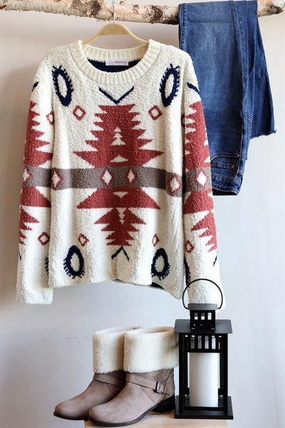 Yellowstone Ranch Ranch Cozy Sweater
