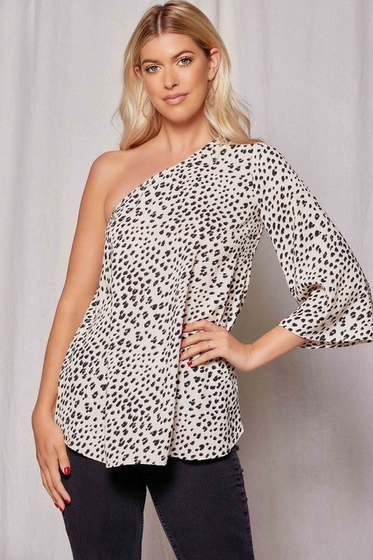 Layla One Shoulder Top