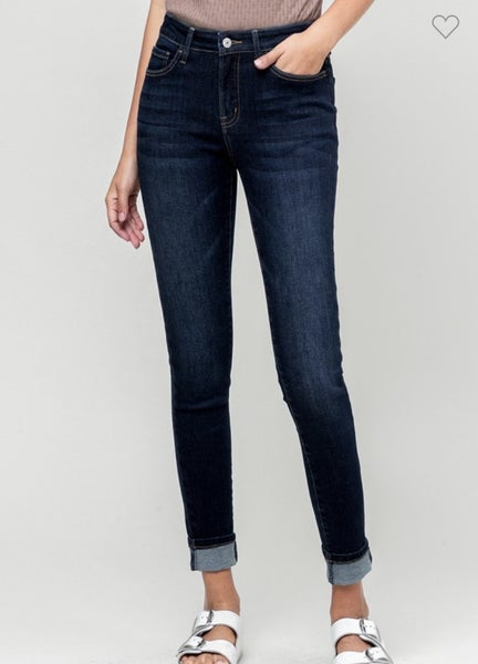 The Cuffed Everyday Jeans