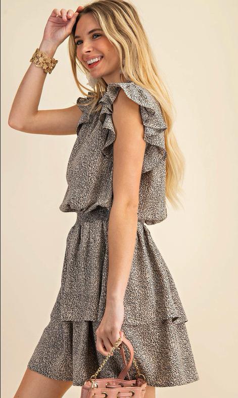 Smocked Mason Dress