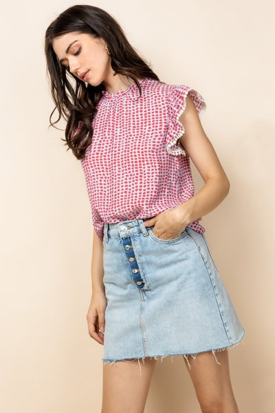 Camryn THML Blouse