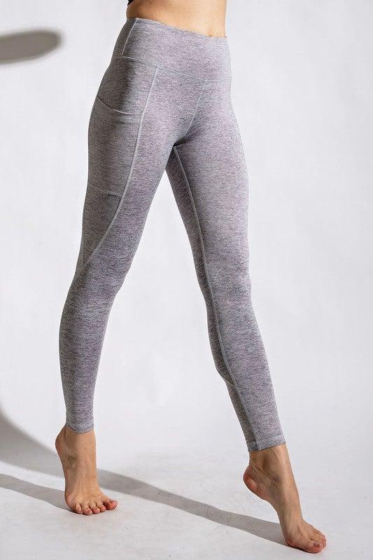 Marled Yoga Leggings
