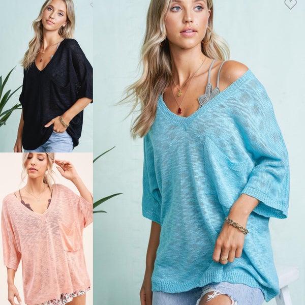 Stella Lightweight Sweater