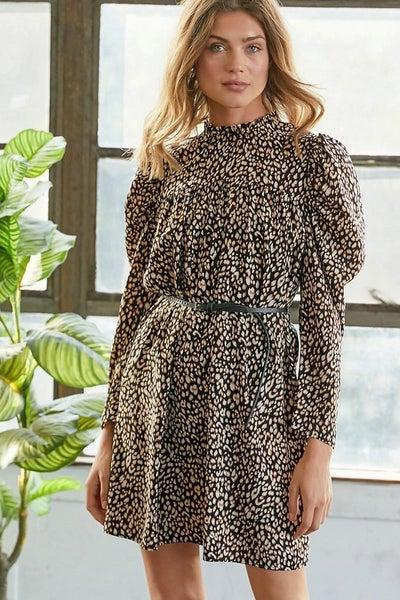 Puff Sleeve Pioneer Dress *Final Sale*
