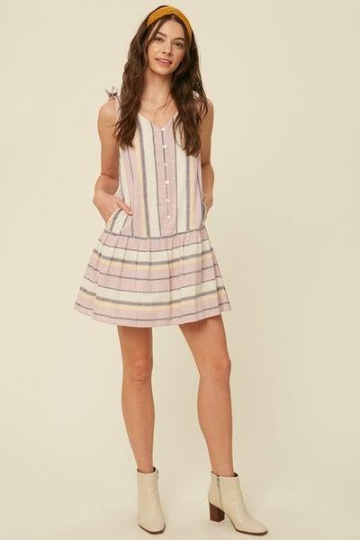 Drop Waist Stia Dress
